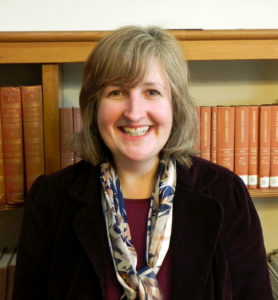 Library Director Lisa Downing