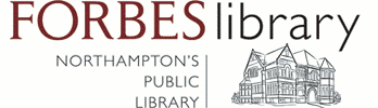 Logo. Forbes Library. Northampton's Public Library