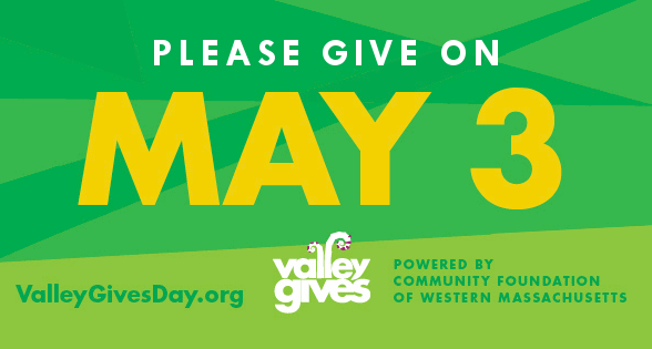 Please Give on May 3rd, Valley Gives Day