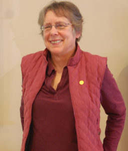 photo of Janet Moulding