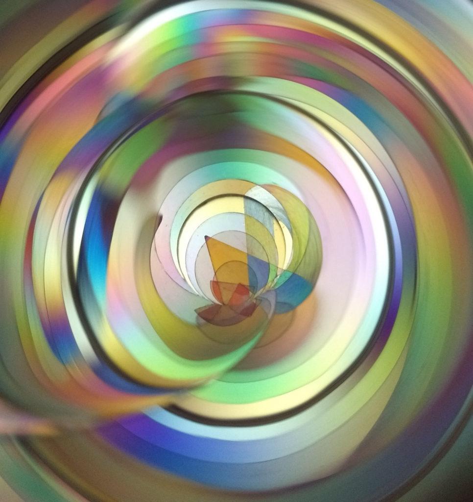 abstract photo by Faith Kaufmann