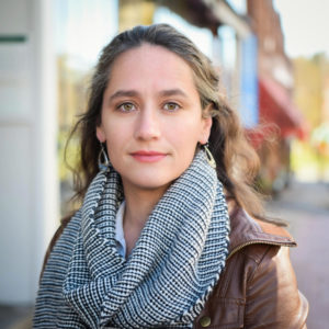 photo of Naila Moreira by Jermane Stephinger
