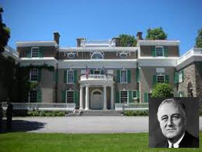 Franklin Delano Roosevelt's home